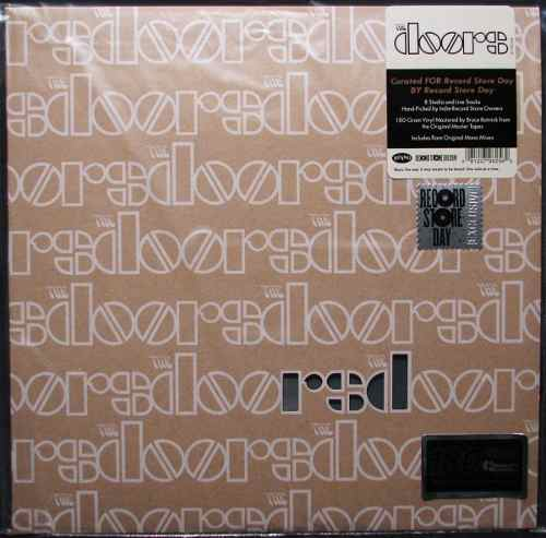 Lp The Doors Curated For Record Store Day Rsd