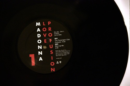 Lp Madonna Love Profusion