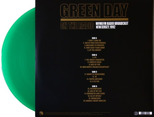 Lp Green Day On The Radio