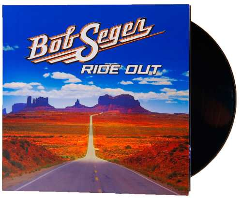 Lp Bob Seger Ride Out