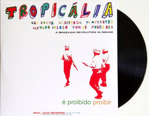 Lp Tropicalia A Brazilian Revolution In Sound