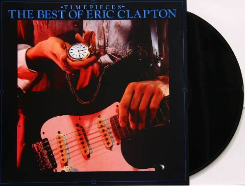 Lp Time Pieces The Best Of Eric Clapton