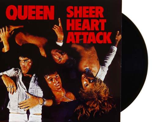 Lp Queen Sheer Heart Attack