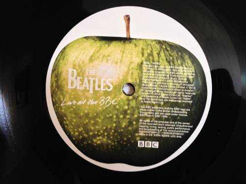 Lp The Beatles On Air Live At The Bbc Vol. 1