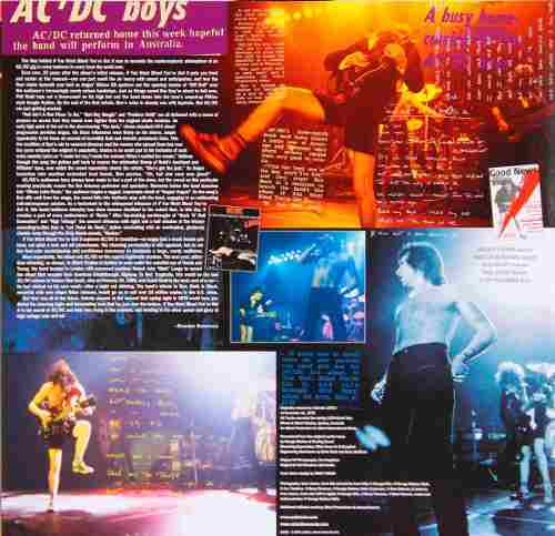 Lp ACDC If You Want Blood