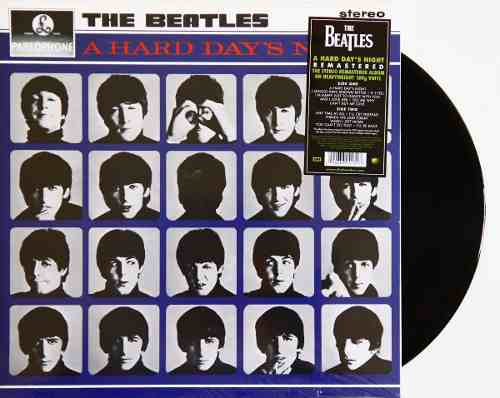 Lp The Beatles A Hard Days Night