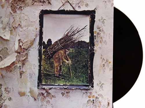 Lp Led Zeppelin IV