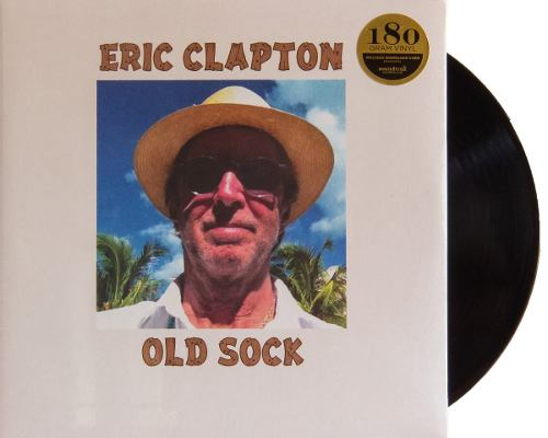 Lp Eric Clapton Old Sock
