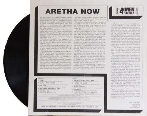 Lp Aretha Franklin Aretha Now