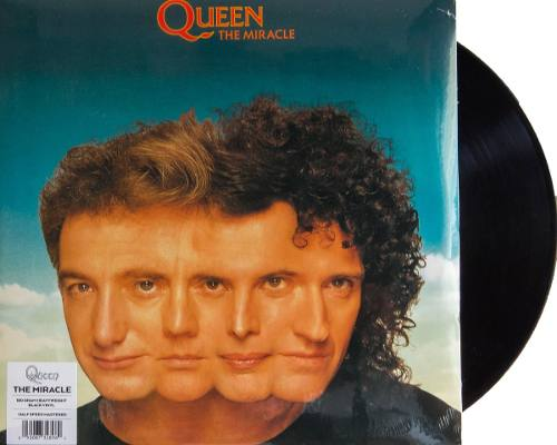 Lp Queen The Miracle