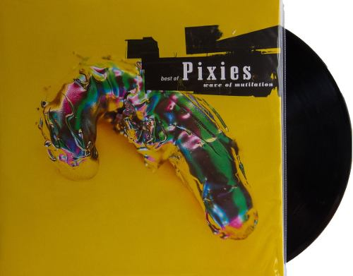 Lp Pixies Wave Of Mutilation