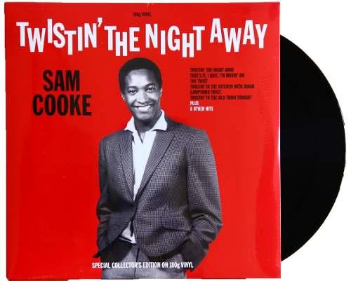 Lp Sam Cooke Twistin' The Night Away