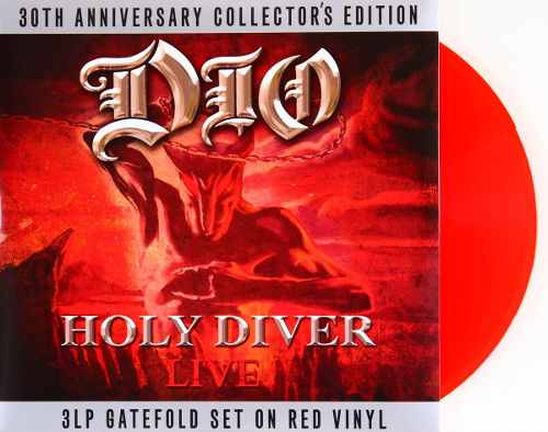 Lp Dio Holy Diver Live 30th Anniversary