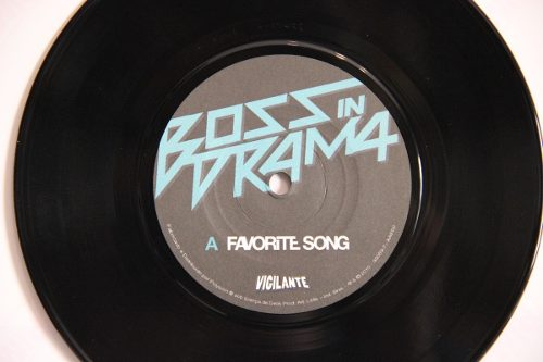 Lp Compacto Boss In Drama Favorite Song