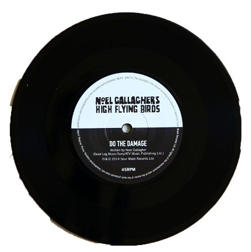 Lp Compacto Noel Gallaghers High Flying Birds