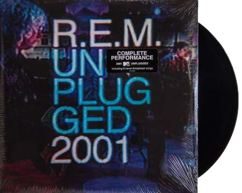Lp R.E.M. Unplugged 2001
