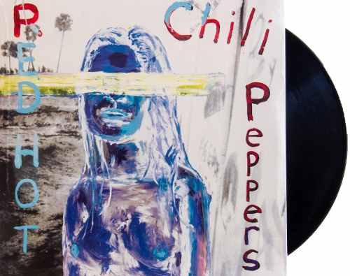 Lp Red Hot Chili Peppers By The Way