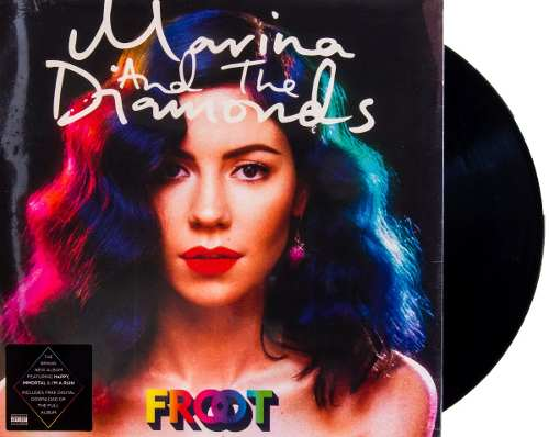 Lp Marina And The Diamonds Froot