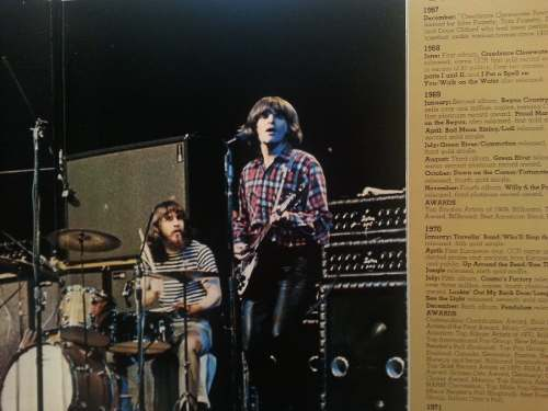 Lp Creedence Clearwater Revival Chronicle