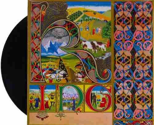 Lp King Crimson Lizard