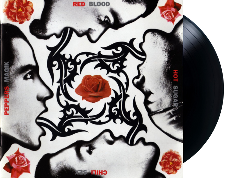 Lp Vinil Red Hot Chili Peppers Blood Sugar Sex Magik