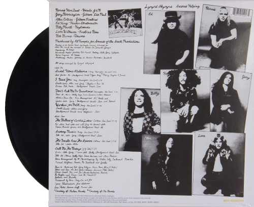 Lp Lynyrd Skynyrd Second Helping