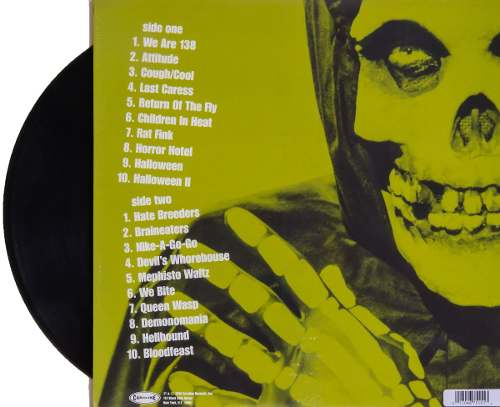 Lp The Misfits Collection II