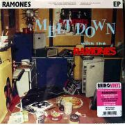 Lp Ep Kick Back And Metdown With The Ramones