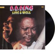 Lp BB King Live & Well