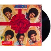 Lp Jackson 5 Christmas Album
