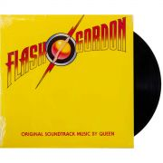 Lp Queen Flash Gordon Soundtrack