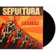 Lp Sepultura Nation