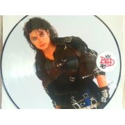 Lp Picture Disc Michael Jackson Bad 25