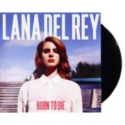 Lp Lana Del Rey Born To Die