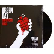 Lp Green Day American Idiot