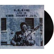 Lp BB King Live In Cook County Jail