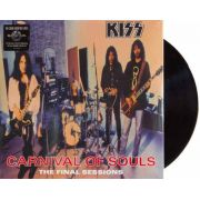 Lp Kiss Carnival Of Souls The Final Sessions