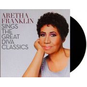 Lp Aretha Franklin Sings The Great Diva Classics