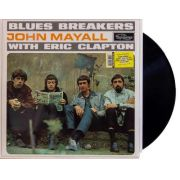 Lp John Mayall With Eric Clapton Blues Breakers