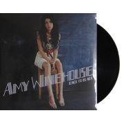 Lp Amy Winehouse Back To Black INGLÊS