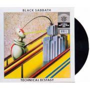 Lp Black Sabbath Technical Ecstasy