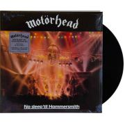 Lp Motorhead No Sleep Til Hammersmith
