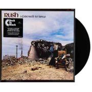 Lp Rush A Farewell To Kings
