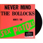 Lp Never Mind The Bollocks Here's The Sex Pistols