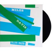 Lp Miles Davis Blue Haze