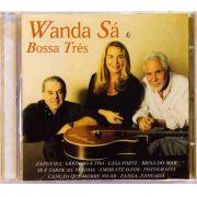 Cd Wanda Sa E Bossa Tres