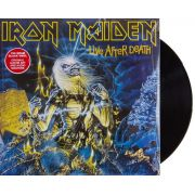 Lp Iron Maiden Live After Death