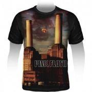 Camiseta Premium Pink Floyd Animals