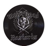 Lp Picture Disc Motorhead Bastards