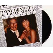 Lp Tony Bennett & Lady Gaga Cheek To Cheek